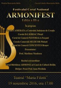 armonifest 2016 210x300 Armonifest 2016